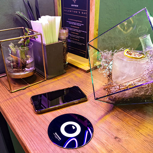 Opencharge smart wireless charger